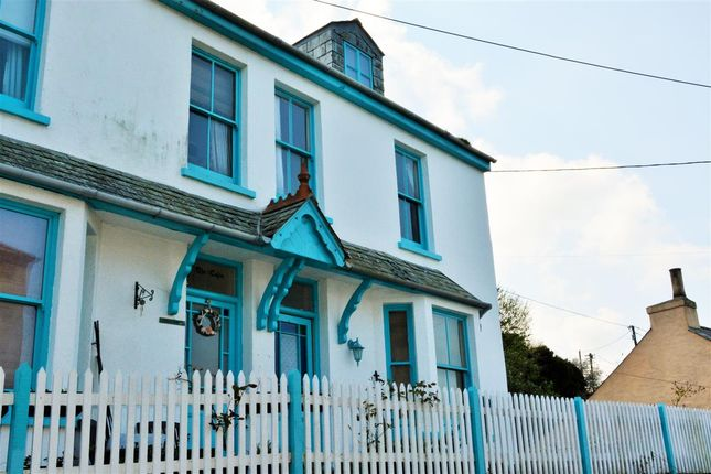 Thumbnail Semi-detached house for sale in Mevagissey, Cornwall