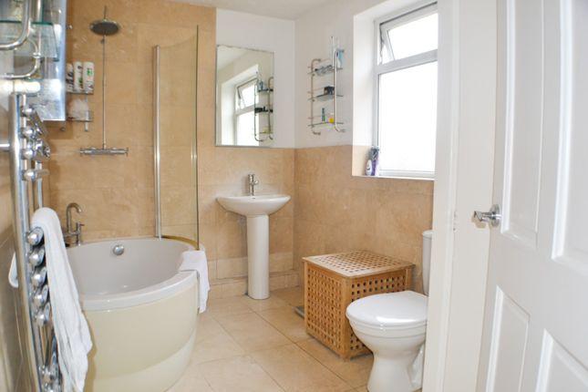 Bathroom of Southlands Road, Goostrey CW4