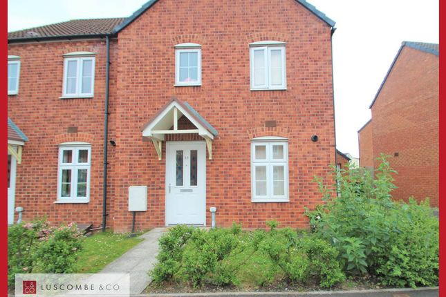 Thumbnail Semi-detached house to rent in Seabreeze Avenue, Newport