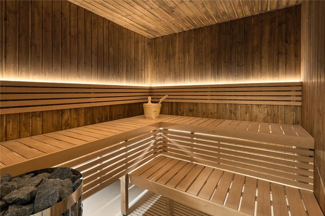Sauna of Fairholt Street, Knightsbridge, London SW7