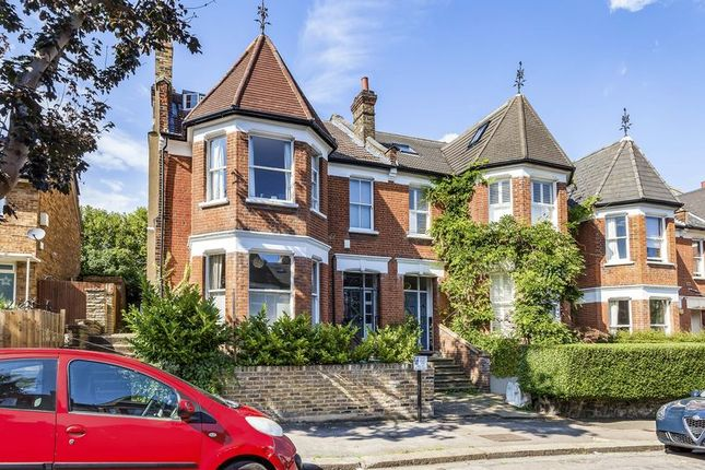 Thumbnail End terrace house for sale in Quernmore Road, London