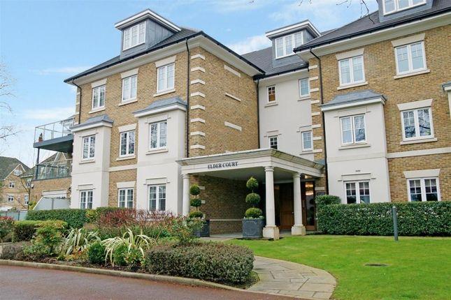 Thumbnail Flat to rent in Elder Court, Magpie Hall Road, Bushey Heath, Bushey