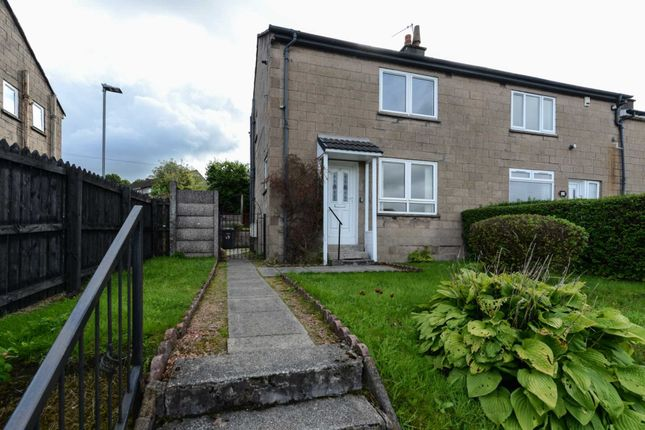 Thumbnail End terrace house for sale in Elm Drive, Johnstone Castle