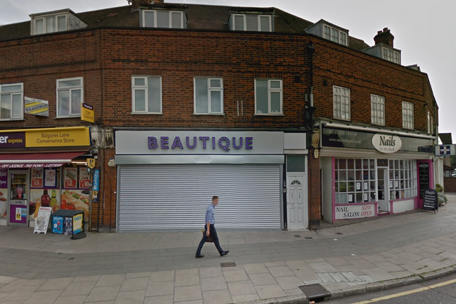 Thumbnail Retail premises to let in Balgores Lane, Romford, Romford