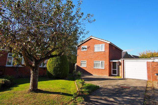 Thumbnail Detached house for sale in Melton Court, Hethersett, Norwich