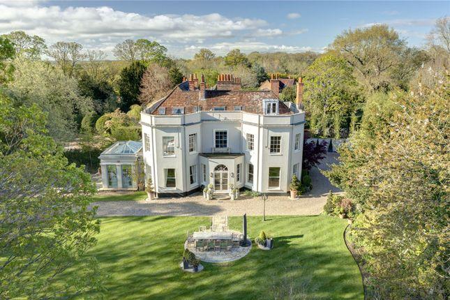 Thumbnail Detached house for sale in Scarletts Lane, Kiln Green, Berkshire
