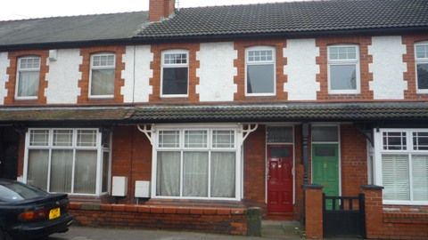 Thumbnail Room to rent in Panton Road, Chester