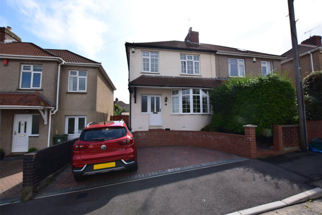 Thumbnail Semi-detached house for sale in Beryl Grove, Bristol