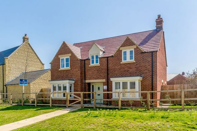 Thumbnail Detached house for sale in Hamilton Close, Mickleton, Chipping Campden