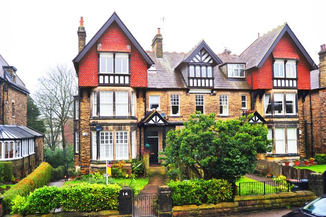 Thumbnail Flat to rent in Lancaster Road, Harrogate