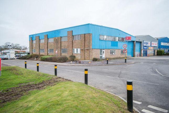 Industrial to let in Unit 1, Wilverley Trade Park, Bath Road, Brislington, Bristol