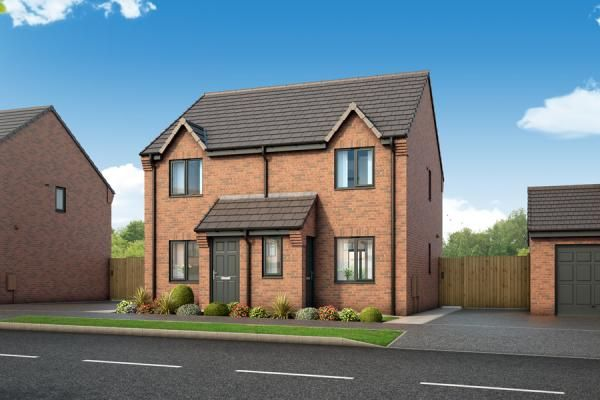 "Thumbnail Property for sale in ""The Chelsea At Timeless, Seacroft"" at York Road, Leeds"