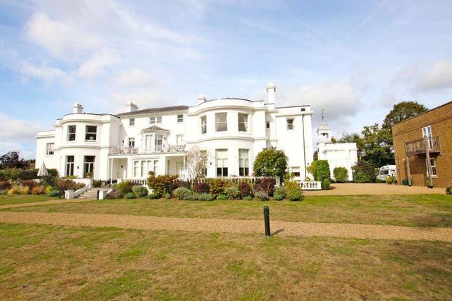 Thumbnail Flat to rent in High Road, Byfleet, West Byfleet