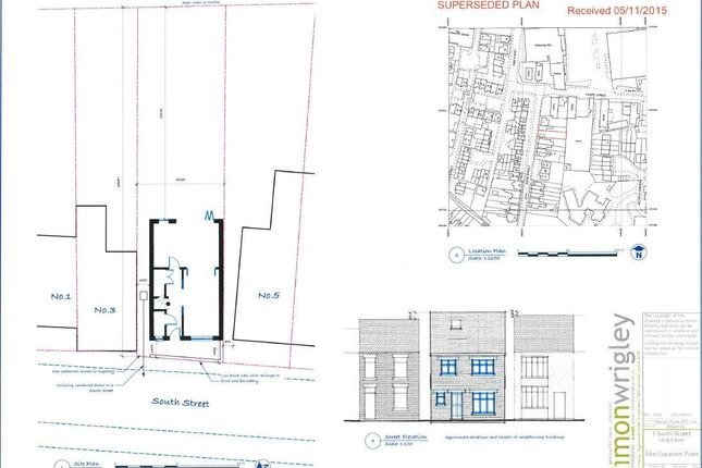 Land for sale in South Street, Long Eaton, Nottingham