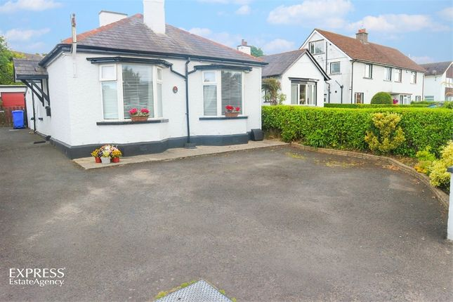 Thumbnail Detached bungalow for sale in Killaughey Road, Donaghadee, County Down