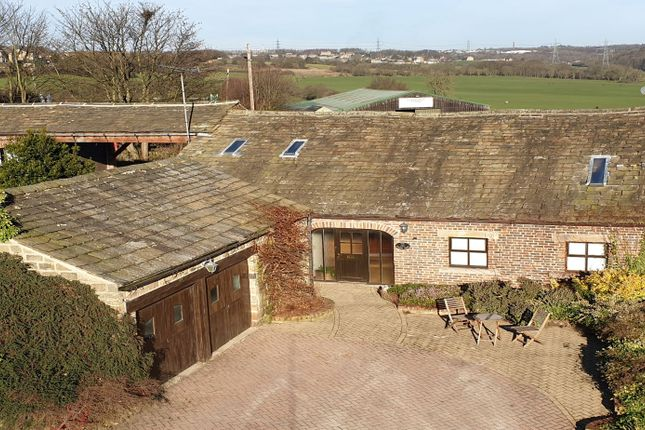 Thumbnail Barn conversion for sale in Old Hall Road, Batley