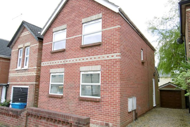 Thumbnail Detached house to rent in Phyldon Road, Parkstone, Poole