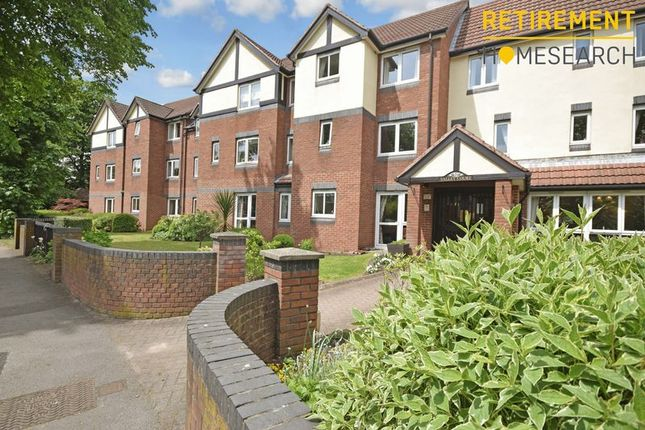 Thumbnail Flat for sale in Valley Court, Nottingham