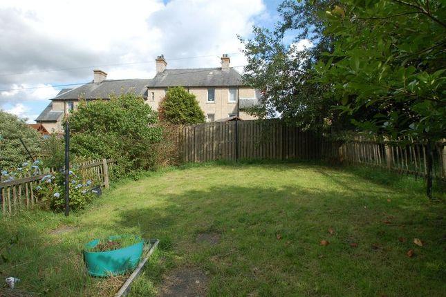 Garden of Lesmahagow Road, Kirkfieldbank, Lanark ML11