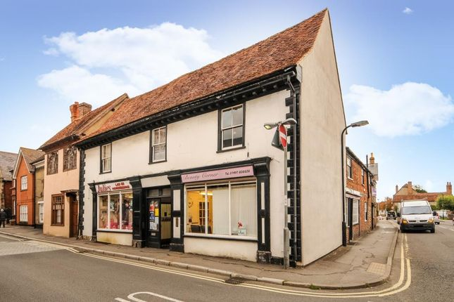 Thumbnail Retail premises for sale in High Street, Wallingford