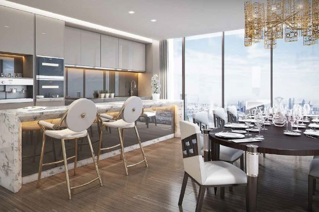Thumbnail Flat for sale in Nine Elms, London, United Kingdom