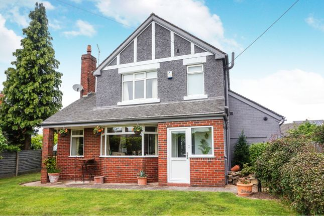 Thumbnail Detached house for sale in Hollington Road, Upper Tean, Stoke-On-Trent