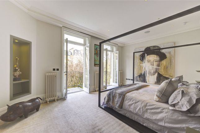 Master Bedroom of The Little Boltons, London SW10