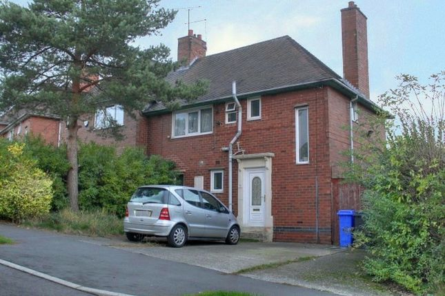 Thumbnail Semi-detached house for sale in Elm Crescent, Sheffield, South Yorkshire