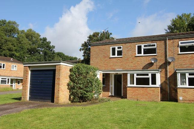 Thumbnail Semi-detached house to rent in Baldwin Road, Wilton Park, Beaconsfield