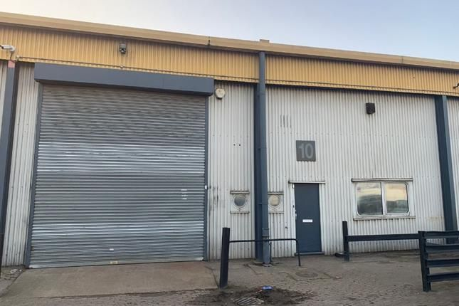 Thumbnail Light industrial to let in Unit 10 Buzzard Creek Industrial Estate, River Road, Barking, Essex