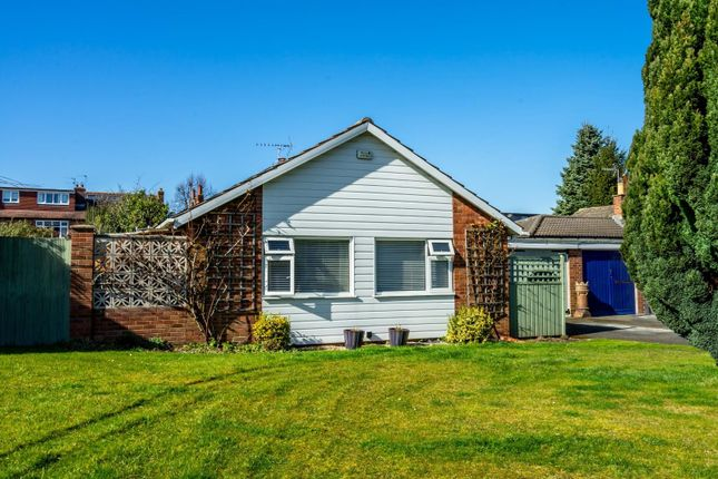 Thumbnail Detached bungalow for sale in The Spinney, Dringhouses, York