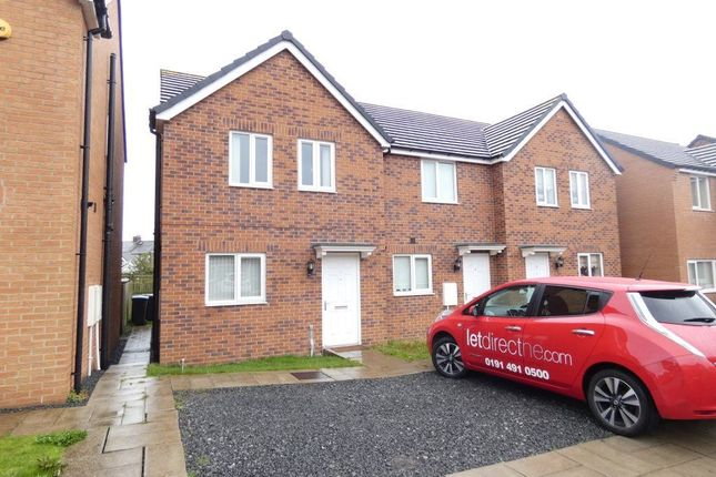 3 bed terraced house to rent in Spiro Court, Consett