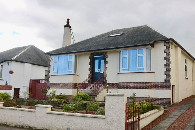 Thumbnail Detached bungalow for sale in Forres Avenue, Giffnock, Glasgow, East Renfrewshire