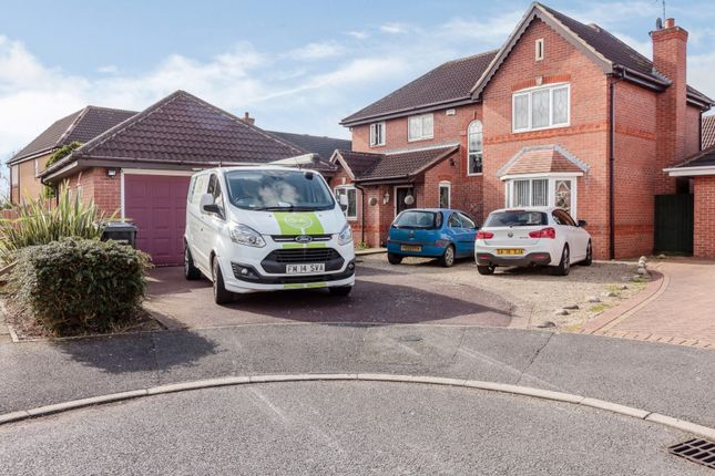 Thumbnail Detached house for sale in Bramblewick Drive, Derby, Derby