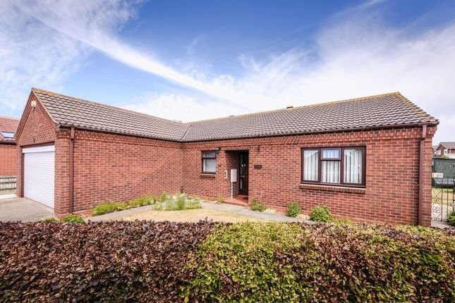 Thumbnail Bungalow for sale in Fulmar Close, Bradwell, Great Yarmouth