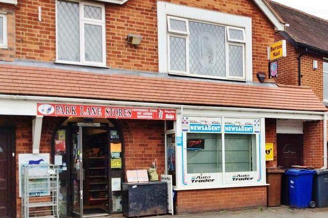 Park Lane, Tutbury, Burton-On-Trent DE13