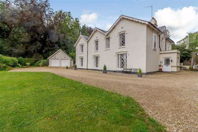 Thumbnail Flat for sale in Ashfield House, Mount Pleasant, Chepstow, Monmouthshire