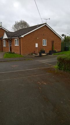 Thumbnail Terraced bungalow to rent in The Close, Burton Gardens, Weobley, Hereford