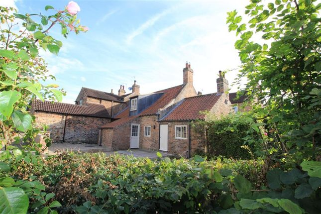 Thumbnail Cottage for sale in Front Street, Aldborough, York