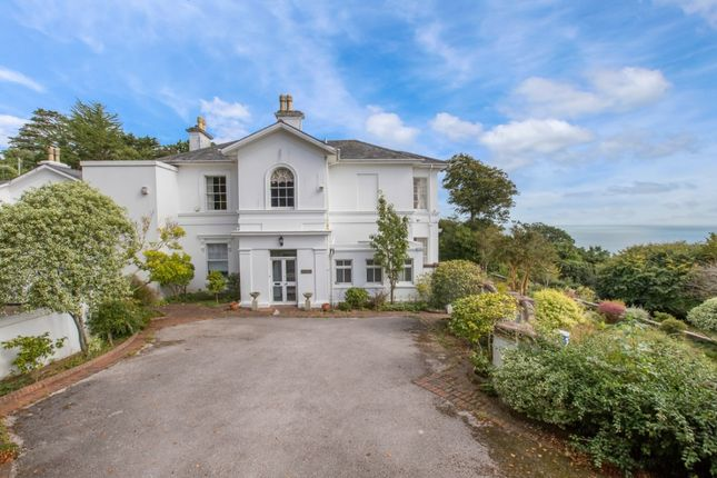 Thumbnail Detached house for sale in Higher Lincombe Road, Torquay