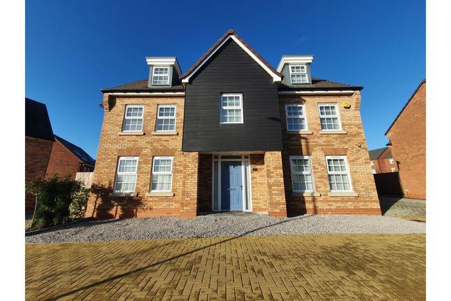 Thumbnail Detached house for sale in Fairfields, Milton Keynes