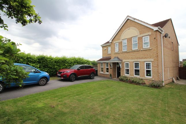 Thumbnail Detached house for sale in Aintree Drive, Balby, Doncaster