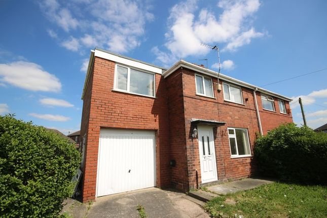 Thumbnail Semi-detached house to rent in Weston Road, Irlam, Manchester
