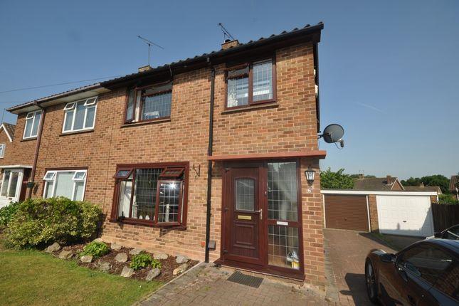 Thumbnail Semi-detached house to rent in Rylands Road, Kennington, Ashford
