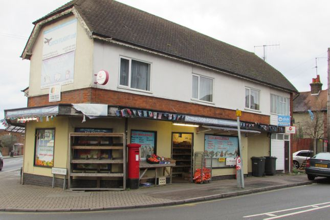 Thumbnail Commercial property for sale in Grange Avenue, Luton