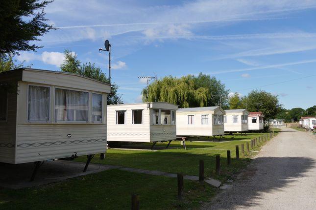Thumbnail Mobile/park home to rent in Moor Farm Park, Moor Lane, Calverton