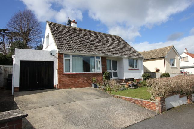 Thumbnail Detached bungalow for sale in Upton Manor Park, St. Mary's, Brixham