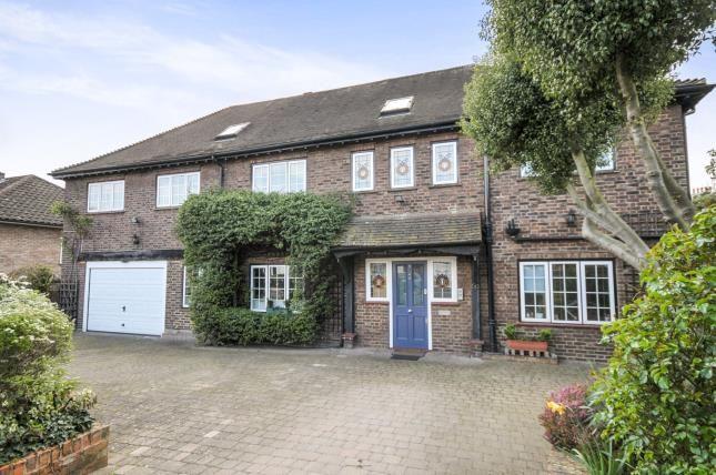 Thumbnail Detached House For Sale In Border Road Sydenham London