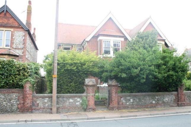 Flat to rent in The Quantocks, Arundel Road, Littlehampton