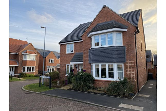 Thumbnail Detached house for sale in Falling Sands Close, Kidderminster
